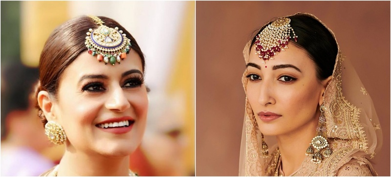 10 Marvellous Maang Tikkas for a Magical Look!