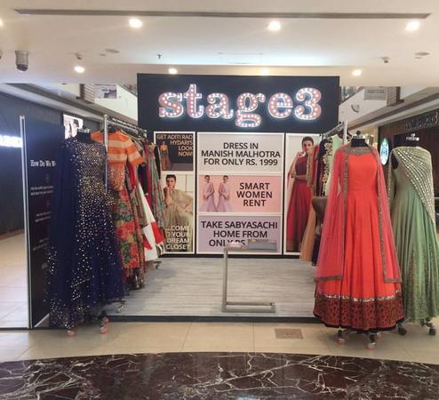 Stage 3 Designer Wear Rental | Delhi | Rentals