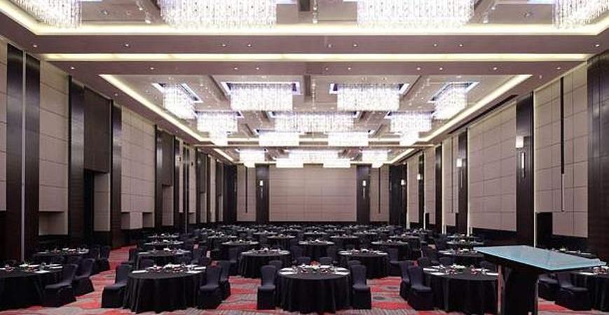 JW Marriott - Pune Senapati Bapat Road Pune - Banquet Hall