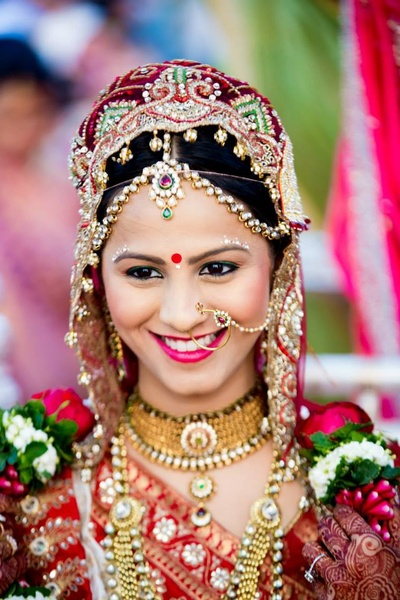Makeup ideas for the perfect bridal look
