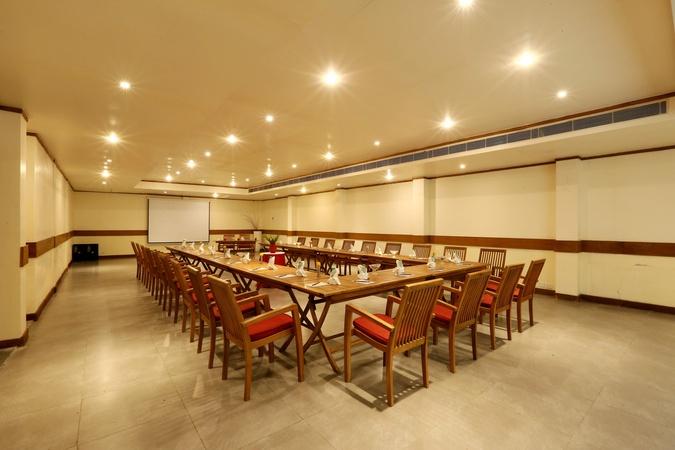 BRYS Caves Resort Ramnagar Jim Corbett - Banquet Hall
