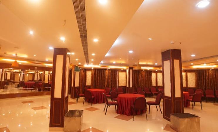 Hotel Sidharth Nayapalli Bhubaneswar - Banquet Hall