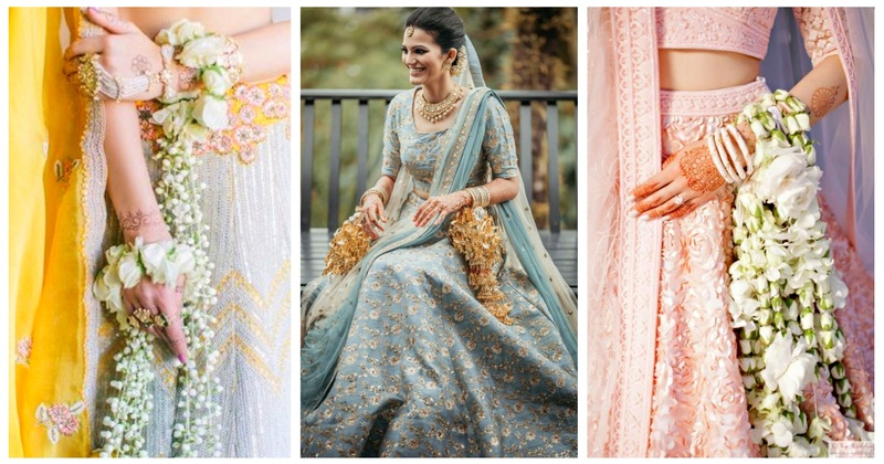 The most stunning Kalire designs we spotted on real brides!