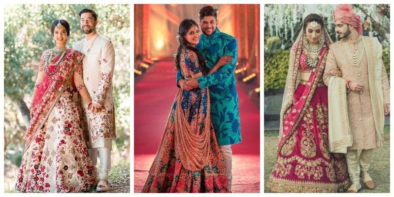 5 Best Stores In Delhi For Your Wedding Dress Rental