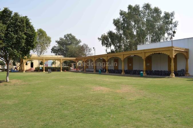 Sun Shine Resort and Water Park Sikar Road Jaipur - Banquet Hall