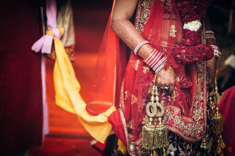 The Significance of 7 Vows in a Hindu Wedding