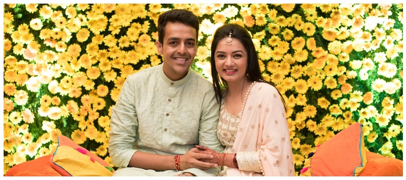 Pranav & Aditi Lonavala : Understated, chic and super fun – this wedding is goals for couples who want to keep it minimalistic