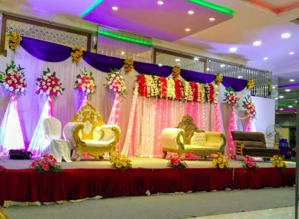 Haseen Mahal R.T Nagar Bangalore - Banquet Hall