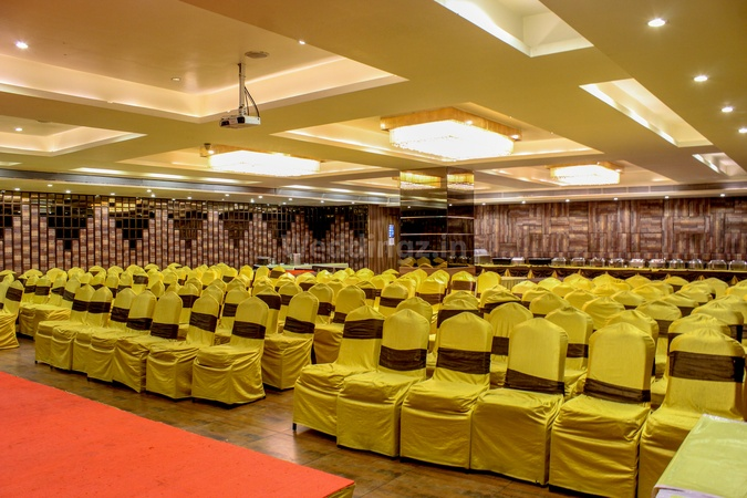 The Grand Thakar S G Highway Ahmedabad - Banquet Hall