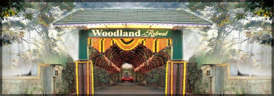 Woodland Retreat Thane West Mumbai - Banquet Hall