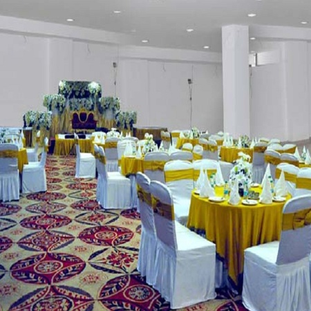 Hotel Sukhman International INA Colony Amritsar - Banquet Hall