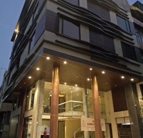 Hotel Sangat Regency Maharana Pratap Nagar Bhopal - Banquet Hall