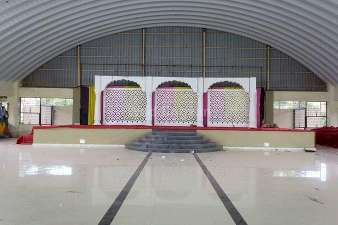 Gajanan Garden Lohegaon Pune - Banquet Hall