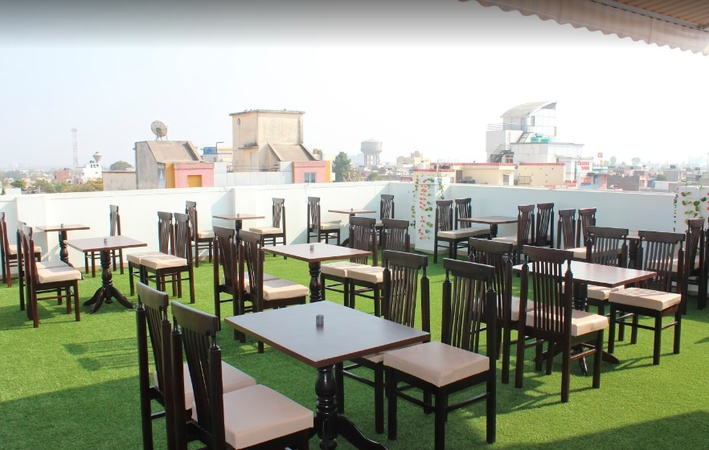 Dengris The Restro Lounge Vaishali Nagar Jaipur - Banquet Hall