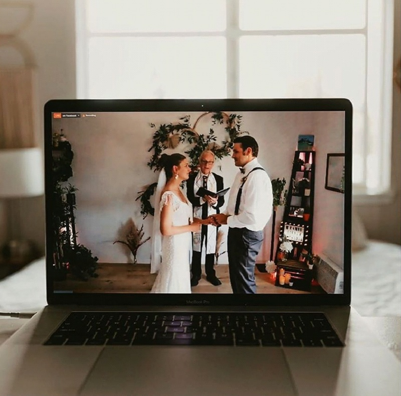 Planning a Virtual Wedding? Remember these 5 Points