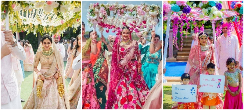 12 Phoolon ki Chaadar ke Ideas to Bookmark for your Future Wedding