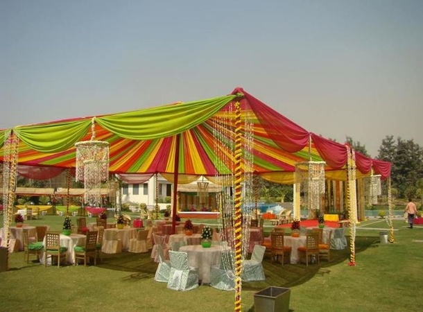 The Ivy by KCG Chattarpur Delhi - Wedding Lawn