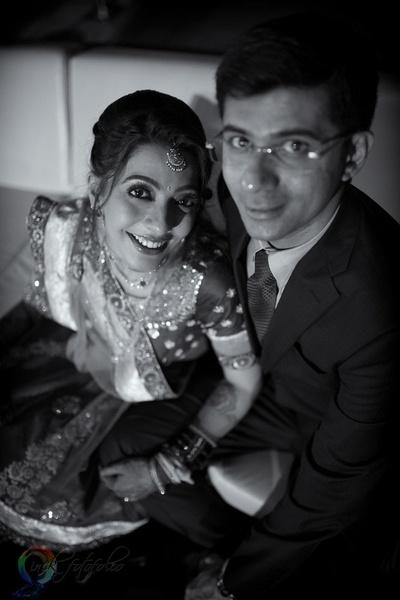 Creative filter ideas for post-wedding photo shoot