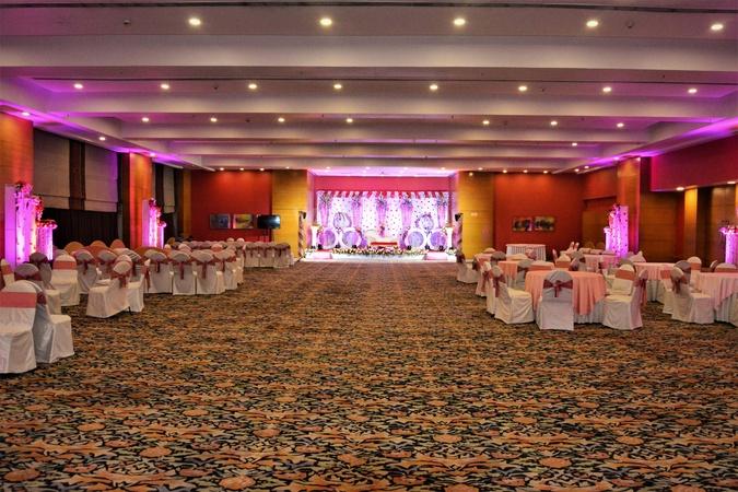 Royal Bengal Room Salt Lake City Kolkata - Banquet Hall