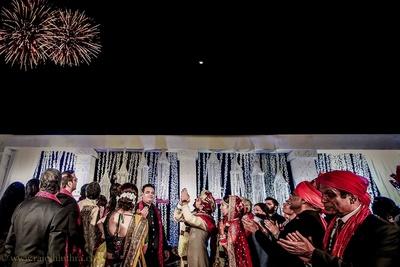 Post- wedding photo shoot celebration ideas by Rajesh Luthra Photography