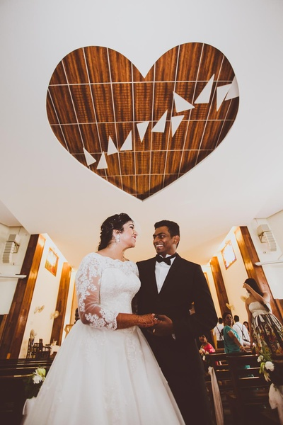 Bride and groom wedding photography by Studio-ANK.