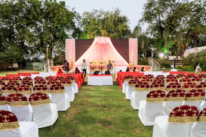 Whistling Meadows Resort & Lawn | Ahmedabad | Wedding Planners