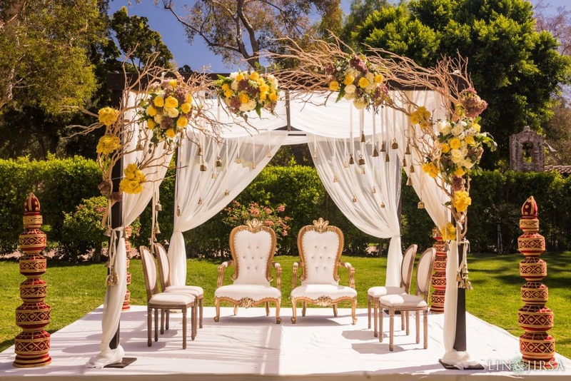 Small Garden Wedding Venues to Host a Wedding Under the Clear Blue Skies