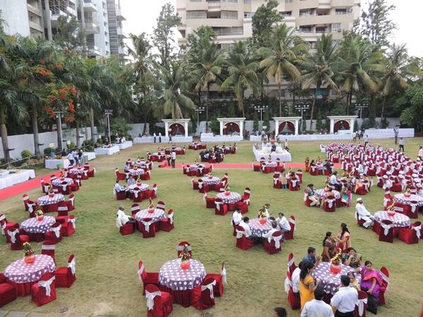 Rohi Villa Palace Koregaon Park Pune - Banquet Hall