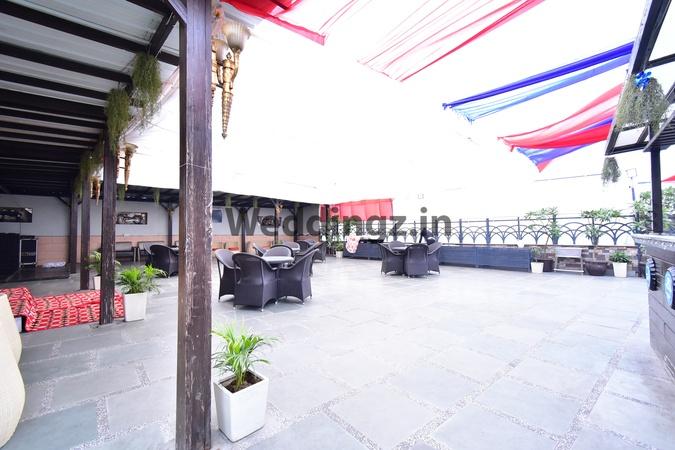 Drink N Dine Dwarka Delhi - Banquet Hall