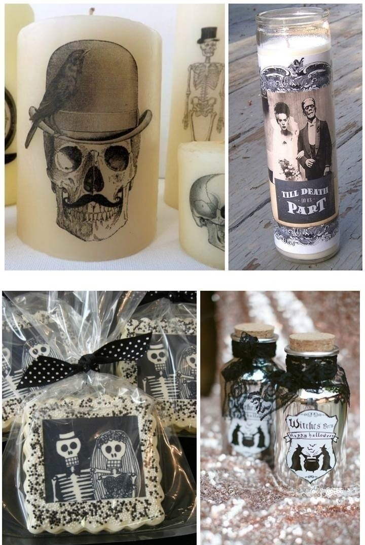 GOTHIC WEDDING FAVOURS