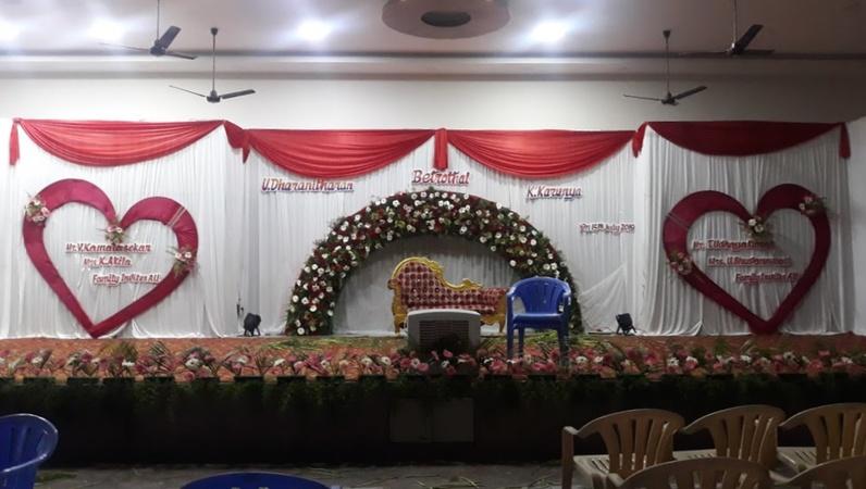 Sri Rajeshwari Mahal Pallavaram Chennai - Banquet Hall