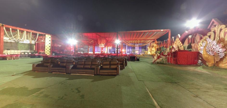 Maharaja Farm Verka Amritsar - Banquet Hall