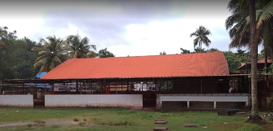 Mukundasree Kalyana Mandapam Varapuzha Kochi - Banquet Hall