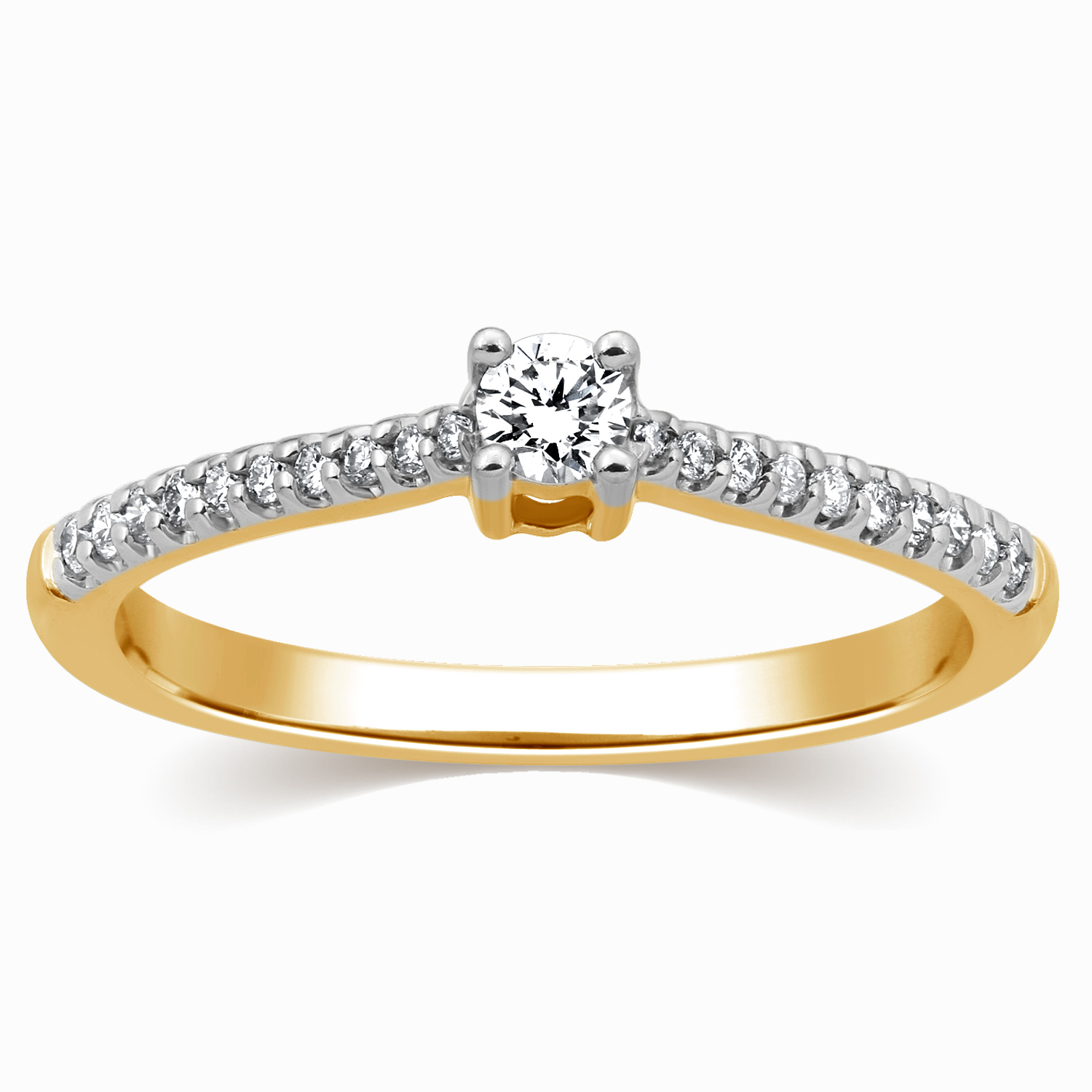 Buy serena diamond platinum ring online rings for Wedding rings on line
