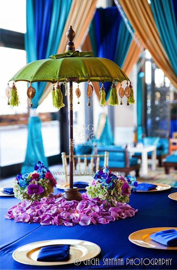 How to Use Umbrellas for Wedding Decor in a Fun, Quirky ...