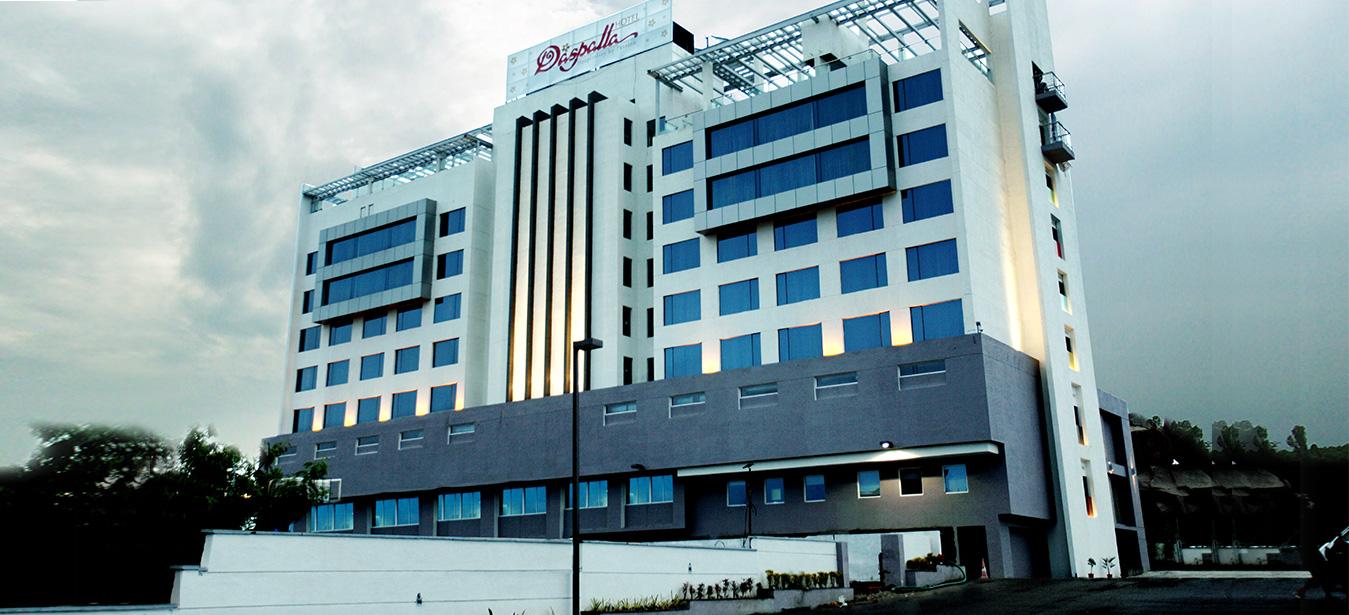 5 Star Wedding Hotels in Hyderabad