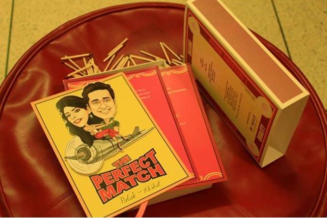 A perfect match ;)