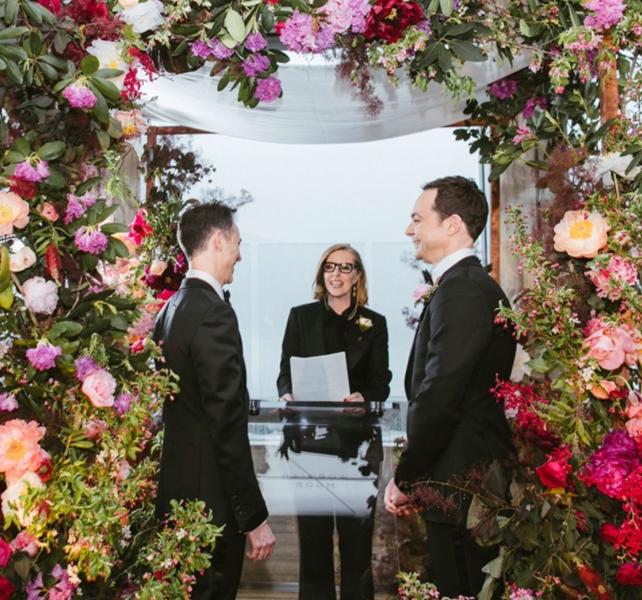 Jim Parsons Wedding: 'The Big Bang Theory' Actor Jim Parsons Just Got Married