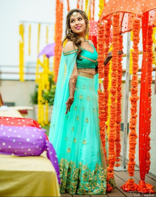 10 Wedding Lehenga Trends of 2017 That Every Indian Bride Must Know ...