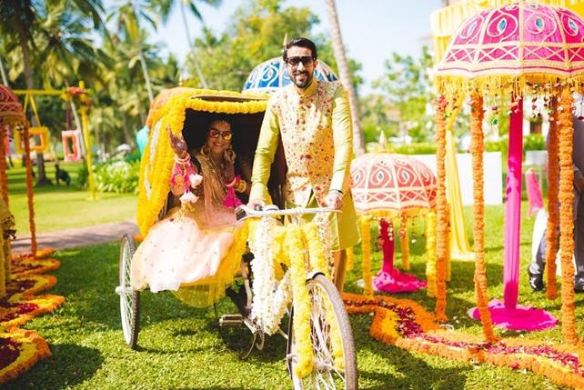 2. Marigold Cycle Rickshaws