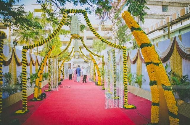 8 Marigold Entrance Ideas