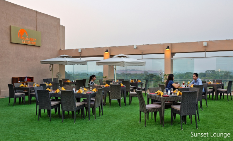 Banquet Halls, Lawns and Terrace Available