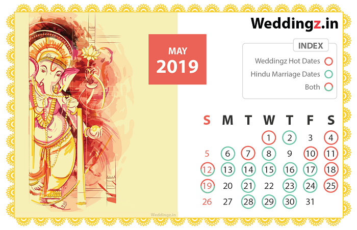Auspicious days in may 2019 for childbirth