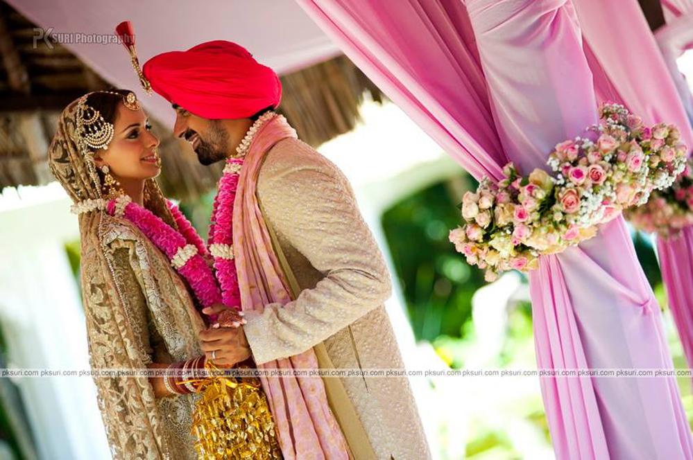 10 Punjabi Brides Who Gave Us Major Bridal Wear Goals! - Blog