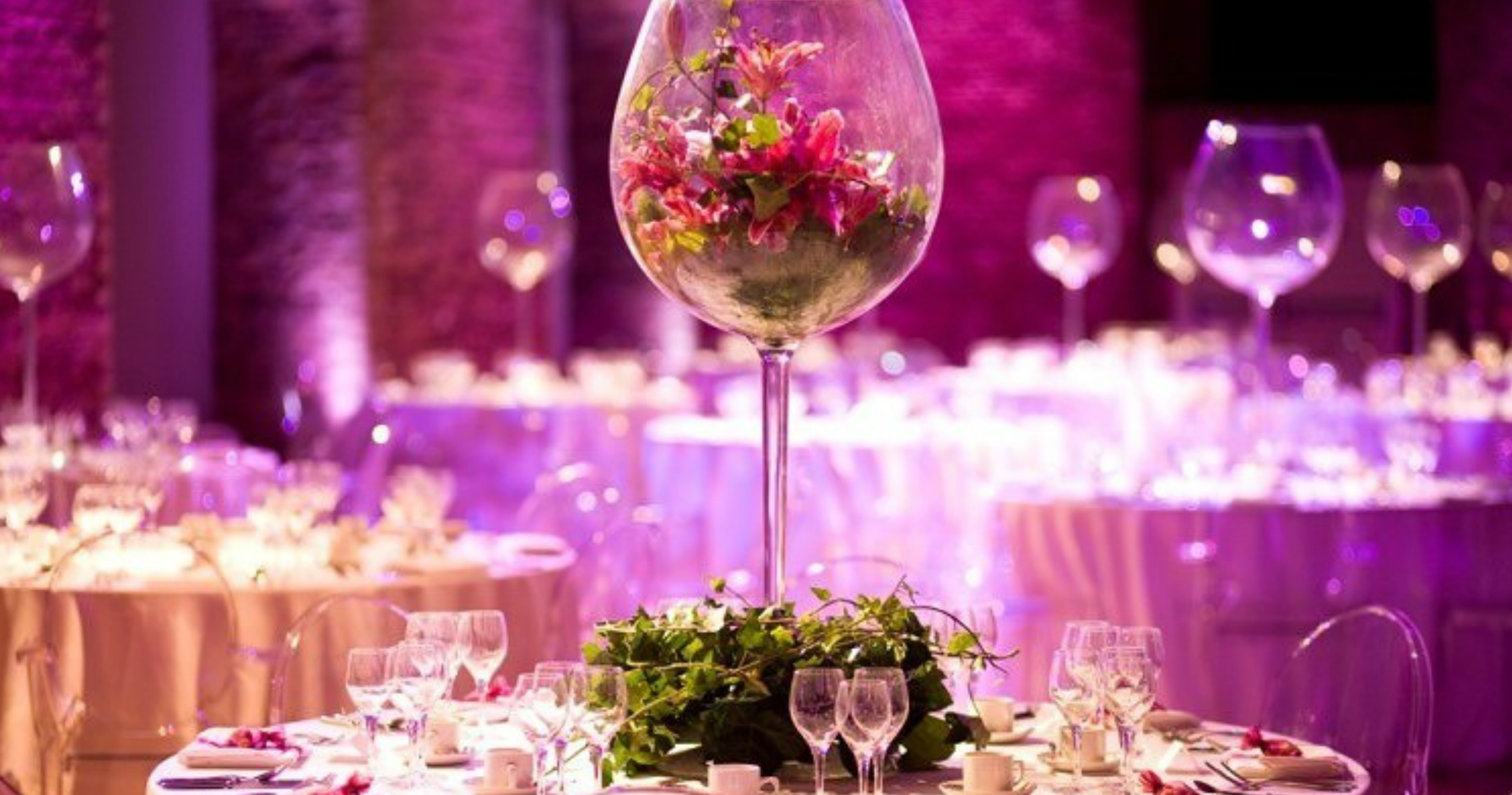 10+ Stunning Reception Centerpiece Ideas That You Can Steal For Your ...