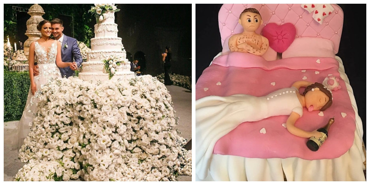 2019 Wedding Cake Trends that are going to be Huge this Season!