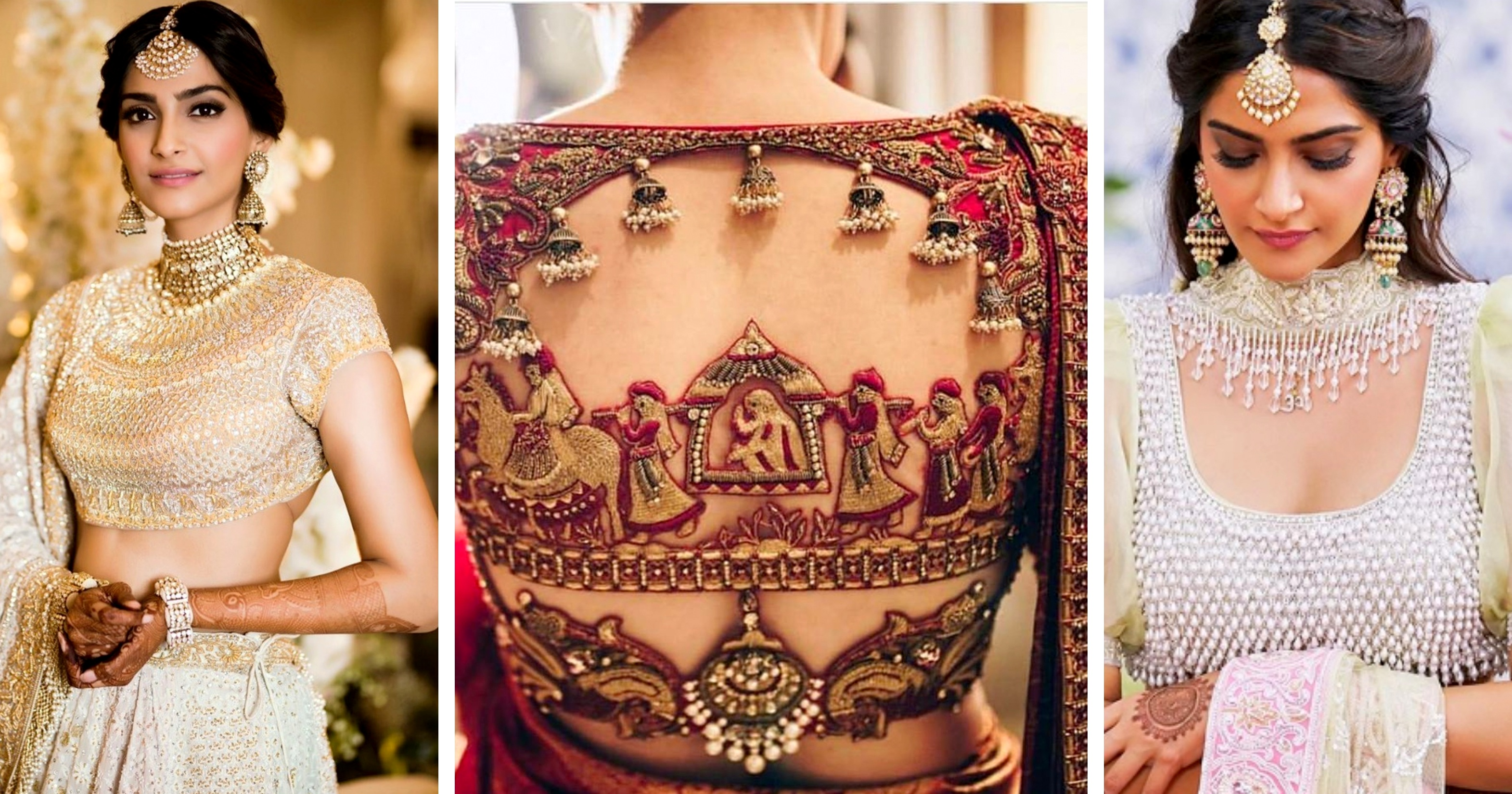 30 Latest Lehenga Blouse Designs For The Modern Bride Blog