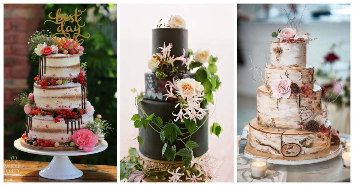 5 Handy Tips to Choose the Perfect Wedding Cake