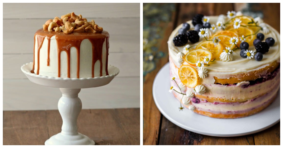 8 Unique and Delectable Wedding Cake Flavours
