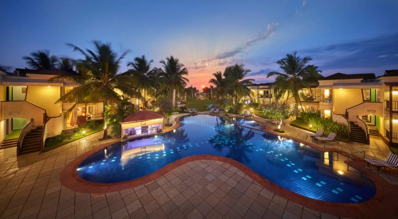 Royal Orchid Beach Resort & Spa, Utorda, Goa